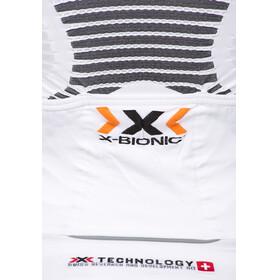 X-Bionic Effektor Power Biking Shirt SS Full Zip Men White/Black